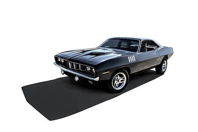 Digital Art - 71 Cuda by Douglas Pittman