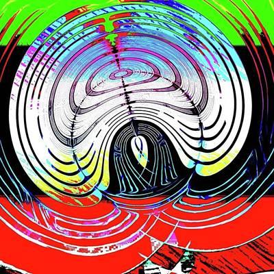 Pop Art Wall Art - Photograph - Wave Pop Art by Dante Cook