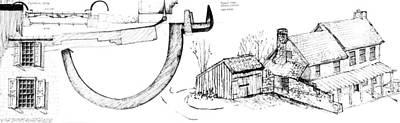 Drawing - 7.18.usa-5-detail-b by Charlie Szoradi