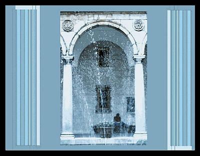 Digital Artistry Art Print by Stephen Proper Gredler