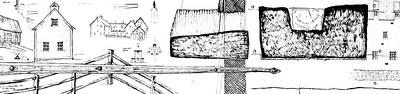 Drawing - 7.24.usa-6-detail-c by Charlie Szoradi
