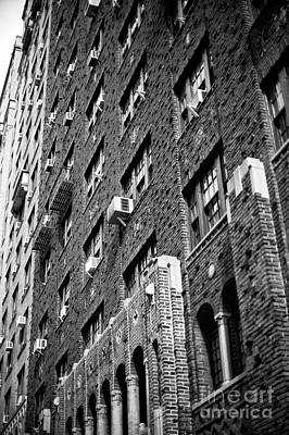 Photograph - 72nd Street Angles by John Rizzuto