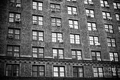 Photograph - 72nd Street Patterns by John Rizzuto