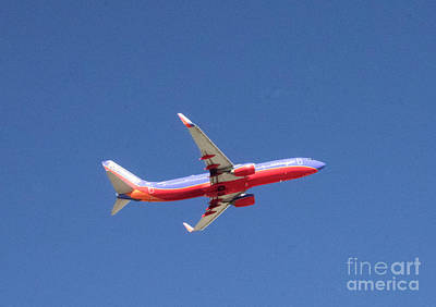 Photograph - 737-700 by Louise Magno