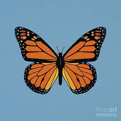 Photograph - 74- Monarch Butterfly by Joseph Keane