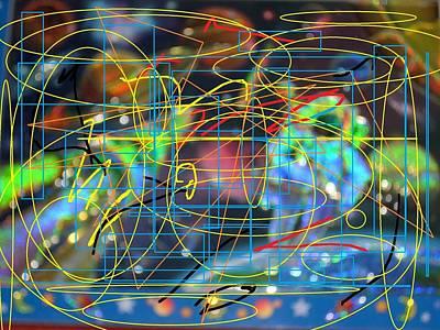 Etc. Mixed Media - Digital Art by HollyWood Creation By linda zanini
