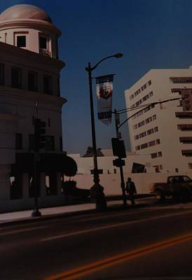 Photograph - 75th Hollywood by Rob Hans