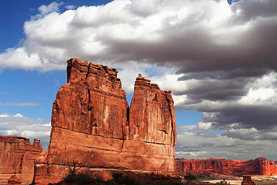 Photograph - Arches National Park by Mark Smith