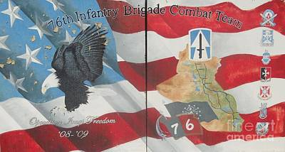 76th Infantry Art Print by Unknown