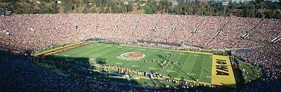 77th Rose Bowl Game, Washington V Art Print