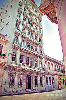 Havana, Cuba Art Print by Chris Andruskiewicz