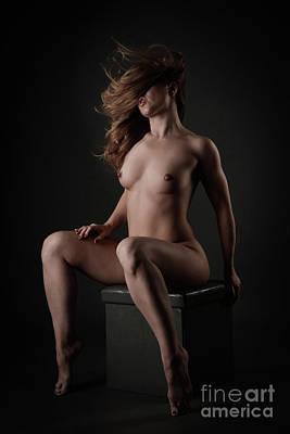 Art Of Woman Art Print by Jt PhotoDesign