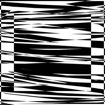 Black Square. Original