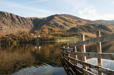 Lake Photograph - Buttermere by Nichola Denny