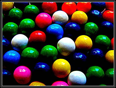 Color Color Color Art Print by Anand Swaroop Manchiraju