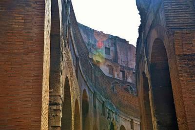 Photograph - Roman Architecture by JAMART Photography