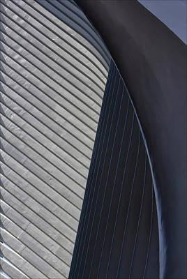 Photograph - Detail - Westfield World Trade Center Nyc by Robert Ullmann
