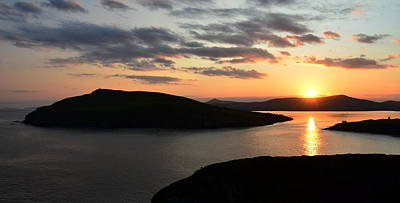 Photograph - Evening In Dingle by Barbara Walsh
