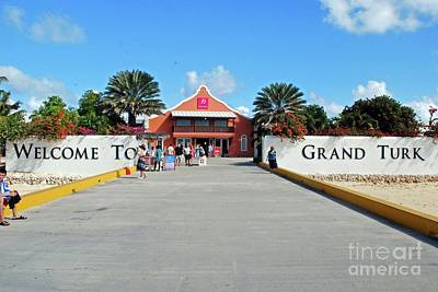 Photograph - Grand Turk by Gary Wonning