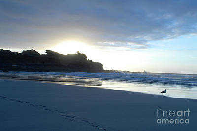 St Ives Wall Art - Photograph - Greeting Card by Jenny Potter