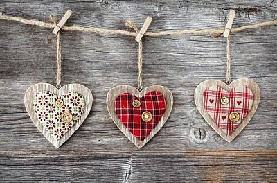 Love Digital Art - Heart by Super Lovely