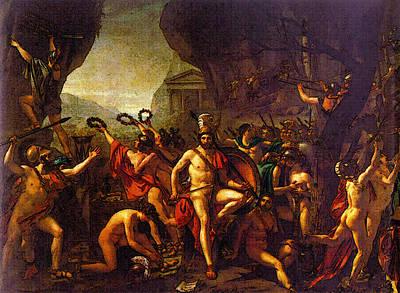 Digital Art - Jdavid by Jacques Louis David