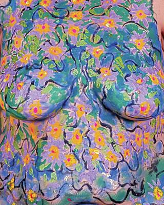 Photograph - 8. Joyce English, Artist, 2017 by Best Strokes -  formerly Breast Strokes - Hadassah Greater Atlanta