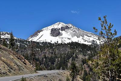 Photograph - Lassen Volcanic National Park by Sagittarius Viking