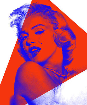 Marilyn Monroe Mixed Media - Marilyn Monroe Collection by Marvin Blaine