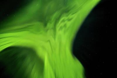 Photograph - Northern Lights by Matt Skinner