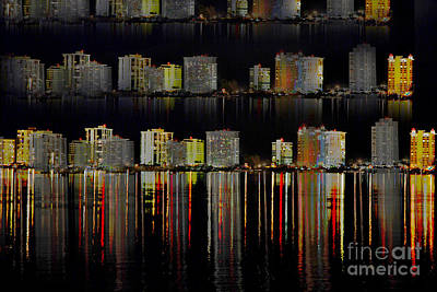 Photograph - 8- Reflections by Joseph Keane