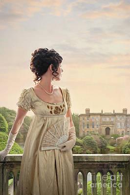 Photograph - Regency Woman by Lee Avison