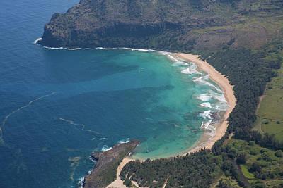 Photograph - Southshore Kauai by Steven Lapkin