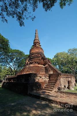 Photograph - Sukhothai, Thailand by Atiketta Sangasaeng