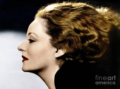 Photograph - Tallulah Bankhead by Granger