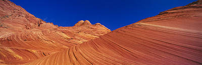 Sandstone Formation Photograph - The Wave, Sandstone Formation, Kenab by Panoramic Images