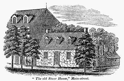 Washington: Headquarters, Art Print by Granger