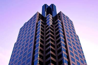 Photograph - 801 Tower Los Angeles by Matt Harang