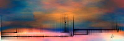 Digital Art - 8155f2 by Mickey Harris
