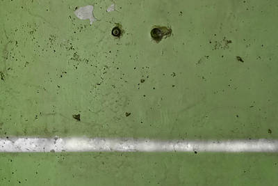 Photograph - Wall Face 4 by Mark Holcomb