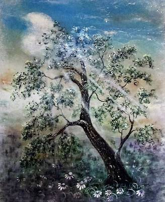 Painting - #841 Another Beautiful Day by Linda Skibinsky