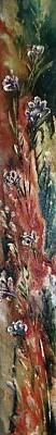 Painting - #843 Untamed by Linda Skibinsky