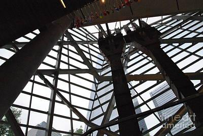 Photograph - 9/11 Memorial Museum View by Jacqueline M Lewis