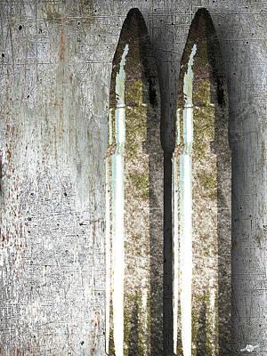 Mixed Media - 9/11 by Tony Rubino