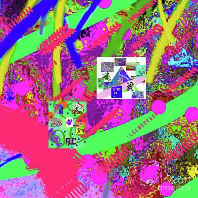Digital Art - 9-18-2015eab by Walter Paul Bebirian