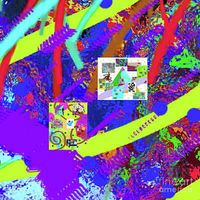 Digital Art - 9-18-2015eabcdefghi by Walter Paul Bebirian