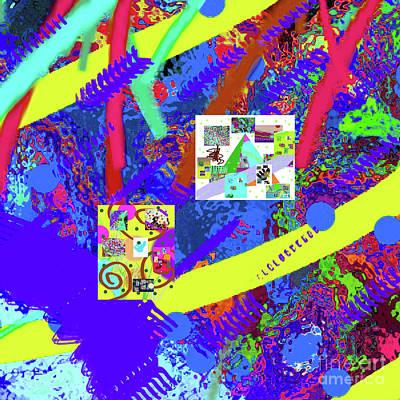 Digital Art - 9-18-2015eabcdefghij by Walter Paul Bebirian