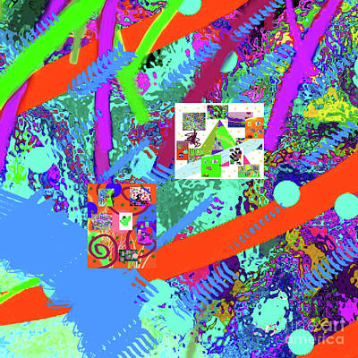 Digital Art - 9-18-2015eabcdefghijklmno by Walter Paul Bebirian