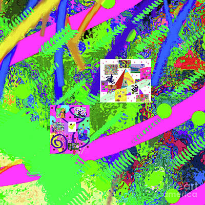 Digital Art - 9-18-2015eabcdefghijklmnopqrtuvw by Walter Paul Bebirian