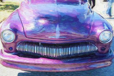 Photograph - 1949 Mercury Club Coupe  by Rich Franco